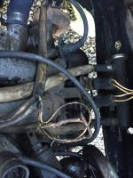 Burned Wires 86 Vanagon