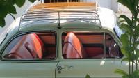 1964 1500s with TMI Mesh/Brick red Rollover Interior