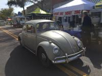 '66 at Tarpon Springs Love Bug Show 2015