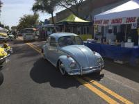 Tarpon Springs Love Bug Show 2015