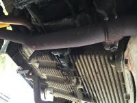 Skid plate exhaust