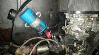 Weber Carb Issues