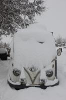 66 in snow