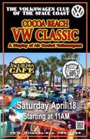 2nd Annual Cocoa Beach VW Classic