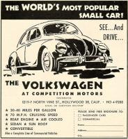 Competition Motors Ad
