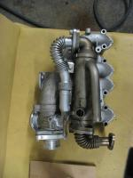PD130 Manifold with EGR on AHU
