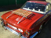 Decklid rack