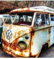 My first bus, 66 westy