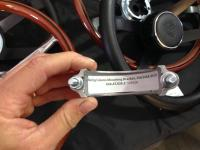 356A Steering column bracket reproduction from Sierra Madre