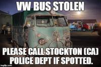 Morey Sassers stolen Truck