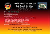 Volks Addiction So Cal VW Club
