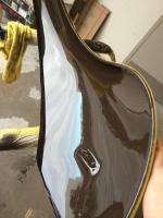 1951 Karmann Convertible - Final Paint