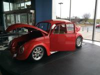 Joes 1969 Red VW Beetle