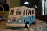 knitted bus
