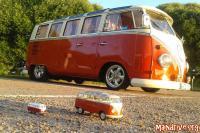 VW bus family
