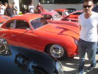 LA Porsche show