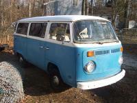 My new '74 bus