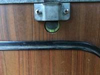 Camper bed lock