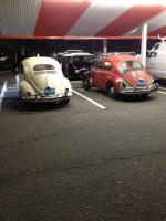 vw club meeting and detour