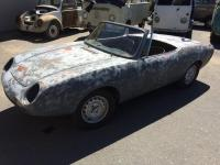 1967 Fiat 850 Spider Sloped Headlight VW Gasser Project