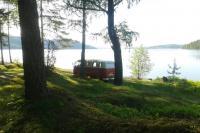 VW Samba summer