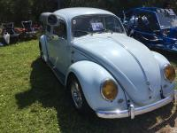 Yellow headlights and swamp cooler at Lakeland VW Classic 2015