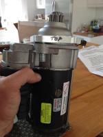 Vanagon TDi starter adapter issues