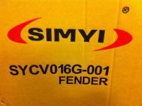 Simyi right front quarter panel, Super Beetle