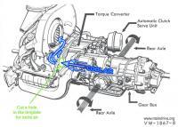 Cooling improvements splitbus