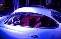 1953 Karmann Ghia Prototype.