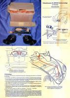 NOS Bosch Horn Set