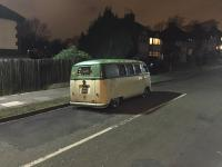 UK Delivered Kombi in it's natural habitat