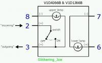 Contura Switch Wiring