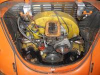 1975 beetle engine setup
