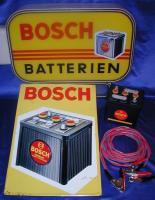Bosch Batterien Signs