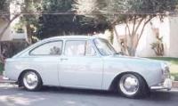 1966 Fastback