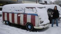 Shasta Snow Trip 2013