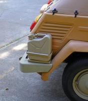 5 Liter NATO style jerrycans added to KubelThing
