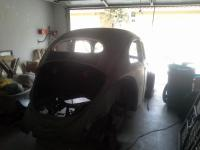 My Cal look oval project