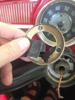Horn ring repair or replace
