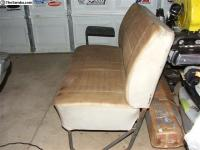 1970 bay window middle seat