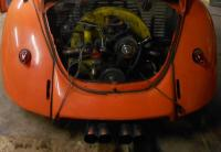 1975 Beetle Four Tip Exhaust