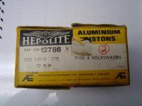 Hepolite Pistons ref 12786 77 m/m pistons