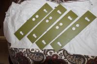seat mount plates