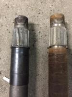 1960-1963 steering columns