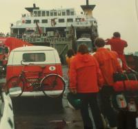 Roadtrip thru Europe 1984