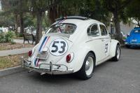 Another shot of Hometown Herbie the Love Bug. Kelley Park, 2015.