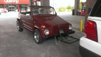 My 1973 VW Things