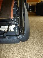 recaro seat tracks