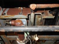 front brake line T 67 dual circuit